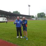 Zwei Coaches im Gespräch