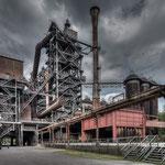 An industrial walk