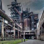 Playground of steel