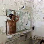 Looking in the broken Mirror