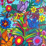 3 Colority-III-2016  (Art Crayon) 30 x 40 cm