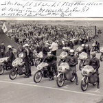 Start der 125cc Klasse 1959