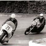Bob West, Australien auf Norton 500cc