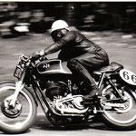 Bob Brown, Australien auf AJS 350cc