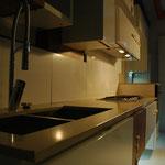 domus crossing, dettaglio-cucina