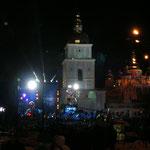 Abschlusswahlveranstaltung Viktor Janukowytsch