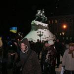 Abschlusswahlveranstaltung Julia Tymoschenko
