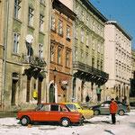 Lemberg/Ukraine, März 2006