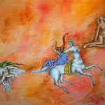 Mythologie 2 x 1,50 m