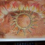Mythologie 40 x 40 cm