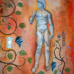 David 2 x 2 m