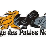 Логотип для питомника бриаров. Нидерланды.