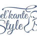 "Логотип для питомника бишонов ""Belkante style""."