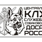 Логотип для ДОСААФ России.