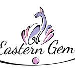 """Логотип для питомника кошек породы петерболд """"Eastern Gem""""."""