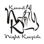 """Логотип для питомника скотч-терьеров """"Night Keepish""""."""