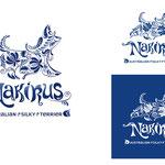 """Логотип для питомника австралийских терьеров """"Накирус""""."""
