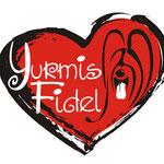 "Второй логотип для питомника бриаров ""Yurmis Fidel"""