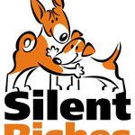 Логотип для питомника басенджи и джек-рассел-терьеров Silent Riches.