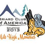 Логотип для Американского национального чемпионата бриаров.