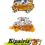 Логотип создан для фирмы, занимающейся перевозками собак и их хозяев. Логотип находится в страдии разработки.