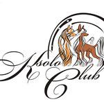 """Проект логотипа для питомника китайских хохлатых собак """"Ксоло Клуб"""""""