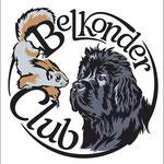 """Логотип для питомника ньюфаундлендов """"Belkonder club""""."""