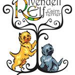 """Для питомника керн-терьеров """"Rivendel elf""""."""