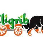 Логотип для питомника зенненхундов.