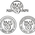 Логотип и макет для изготовления печати питомника.