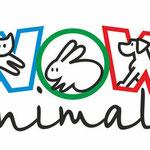 Логотип для украинского форума любителей животных WOW animals
