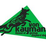 Логотип для питомника немецких овчарок.