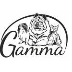 """Логотип для клуба собаководства """"Gamma""""."""