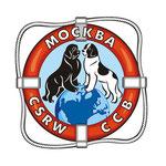 Логотип для клуба собак спасателей на водах. ССВ Клуб.
