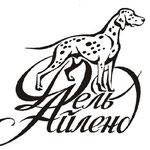 """Логотип для питомника """"Дель Айленд"""""""