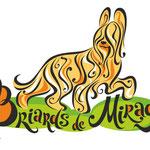 Логотип для питомника бриаров. США.