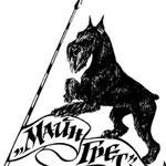 """Логотип для питомника """"Майнгрет""""."""