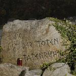 329km Erinnerung - Absenz. Bilder einer kommemorativen Spurensuche zwischen Mauthausen und Nürnberg, Koop. Lohninger & Müller, Mauthausen Memorial Center