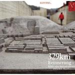 Projektheft Xing: 329km Erinnerung - Absenz; Koop. Lohninger& Müller