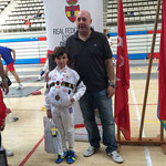 Finalista m10 masculino  Criterium Nacional de Leganes 2014/2015
