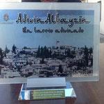 Agradecimiento del Ayuntamiento de Granada por colaborar con Adivina Albayzin