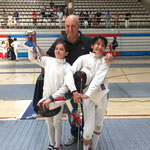 Campeona de España y Finalista m12 femenino Criterium Nacional de Leganes 2014/2015