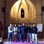 I Jornada de Esgrima Medieval en el Castillo de Segura
