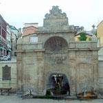 Las Burgas bestehen aus drei Quellen mit Temperaturen bis zu 68 Grad.