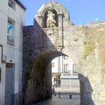 Der Stadtpatron von Lugo ist San Froilán.
