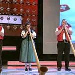 """Alphorntrio Kellenberger """"Die grössten Schweizer Hits"""" 2009"""