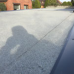 Garagen Dach (Nachher)