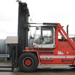 click on the picture to see our heavy duty forklift trucks 10-42 to