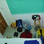 Meine minimalistisch 400 Baht-Bleibe...