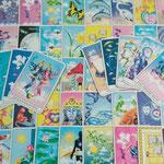 Karten für die Liebe